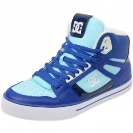 SPARTAN HIGH WC ROY - Chaussures Homme DC Shoes