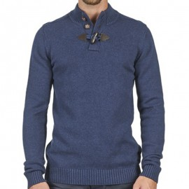PARBOUR NAV - Pull Homme Teddy Smith