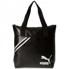 ARCHIVE SHOPPER BLK - Sac cabas Femme Puma