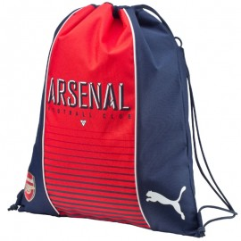 ARSENAL FANWEAR GYM SACK NVD - Sac à dos Arsenal Football Homme Puma