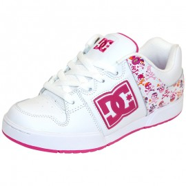 TURBO 2 WPW - Chaussures Fille DC Shoes