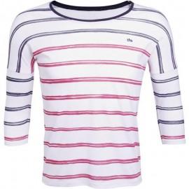 AXUTEE  MANCHES 3/4 W COR - Tee Shirt Femme TBS