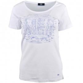 PEATEE MC W BLA - Tee Shirt Femme TBS