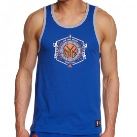 FNWR TANK I M BLE - Maillot Basketball New York Knicks Homme Adidas