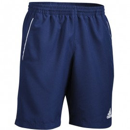 CORE11 WOV SHO NVY - Short Football Homme Adidas
