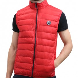 DOWN JACKETS MEN SM M RED - Doudoune Homme Waxx