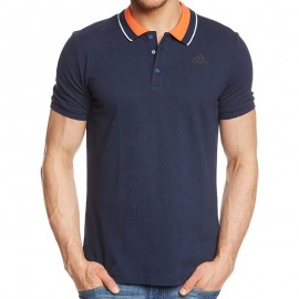 ESS POLO NAV - Polo Entrainement Homme Adidas
