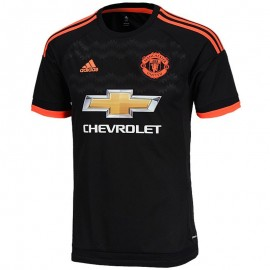 MUFC 3 JSY BLK - Maillot Manchester United Football Homme Adidas