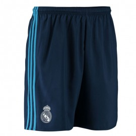 REAL 3 SHO NAV - Short Real Madrid Football Homme Adidas