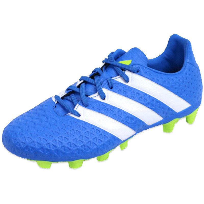 wholesale dealer 23a61 fc28f ACE 16.4 FXG BLE - Chaussures Football Homme Adidas