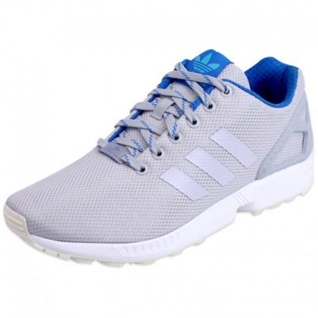 ZX FLUX M GRI - Chaussures Homme Adidas