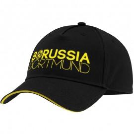 BVB CAP JAU - Casquette Borussia Dortmund Football Homme Puma