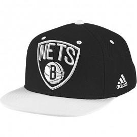 NETS CAP BKW - Casquette Brooklyn Nets Basketball Homme Adidas