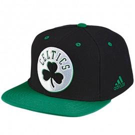 CELTICS CAP BKG - Casquette Boston Celtics Basketball Homme Adidas