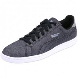 SMASH DENIM BLK - Chaussures Homme Puma
