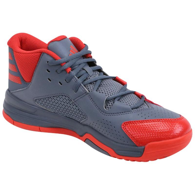 First Step Homme Gri De Chaussures Basketball Adidas Aq5Rj4L3