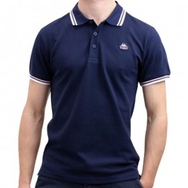 MAY POLO SS BMP - Polo Homme Kappa