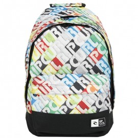 DOUBLE DOME MAMAFONT MUL - Sac à dos Homme/Femme Rip Curl