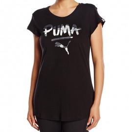 FUN TOP W NR - Tee shirt Femme Puma