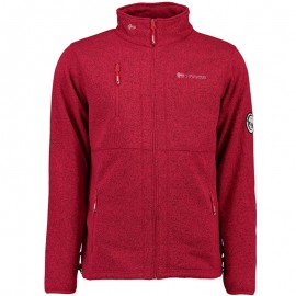 UPGRADE RED - Veste Polaire Homme Geographical Norway