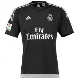 REAL H GK JSY BLK - Maillot Gardien Football Real Madrid Homme Adidas