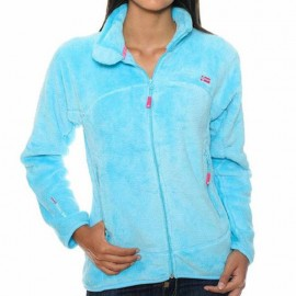 UNIFLORE TUR - Veste Polaire Femme Geographical Norway