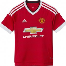 MUFC H  JSY Y RED - Maillot Manchester United Football Garçon Adidas