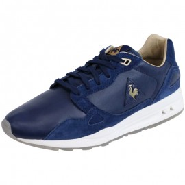 LCS R900 PREMIUM LEATHER NAV - Chaussures Homme Le Coq Sportif