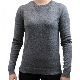 NEO SWTR GRI - Sweat Femme Adidas