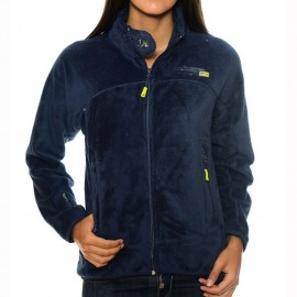 UNIFLORE NAV - Veste Polaire Femme Geographical Norway