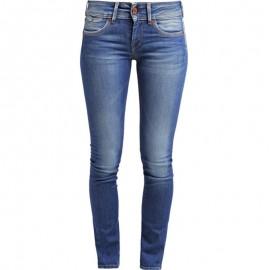 NEW PERIVAL D45 DNM - Jean Slim Femme Pépé Jeans