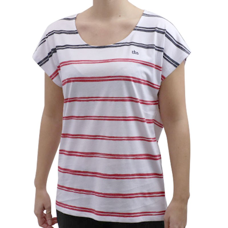 Tbs Axudeb shirts Shirt T CorTee Femme lJK1cF
