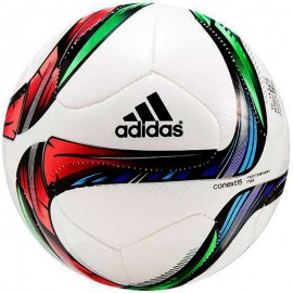 CONEXT15 MINI BLC - Mini Ballon Football Adidas