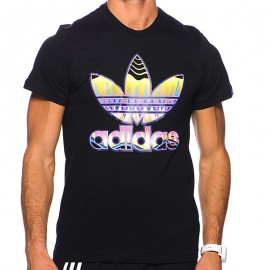 G HIPSTER CANDY M NR - Tee shirt Homme Adidas