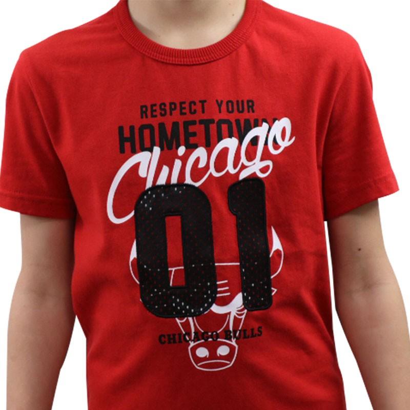 tee shirt chicago bulls basketball gar on adidas t shirts. Black Bedroom Furniture Sets. Home Design Ideas