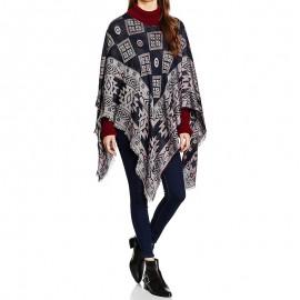 Poncho Kimono Pellita Femme Pieces