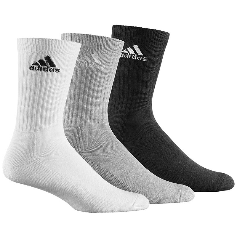chaussette adicrew 3 paires multisport homme adidas chaussettes. Black Bedroom Furniture Sets. Home Design Ideas