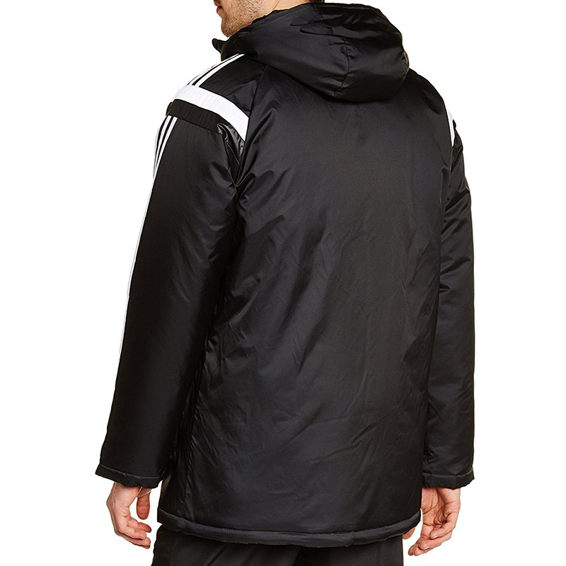 parka homme football condivo 14 stadium adidas blousons parkas. Black Bedroom Furniture Sets. Home Design Ideas