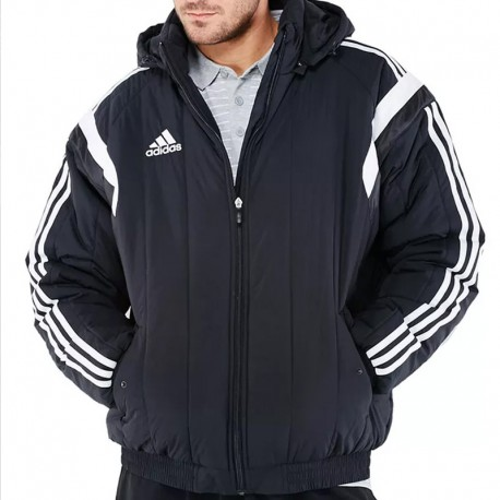 parka homme football condivo 14 adidas blousons parkas. Black Bedroom Furniture Sets. Home Design Ideas