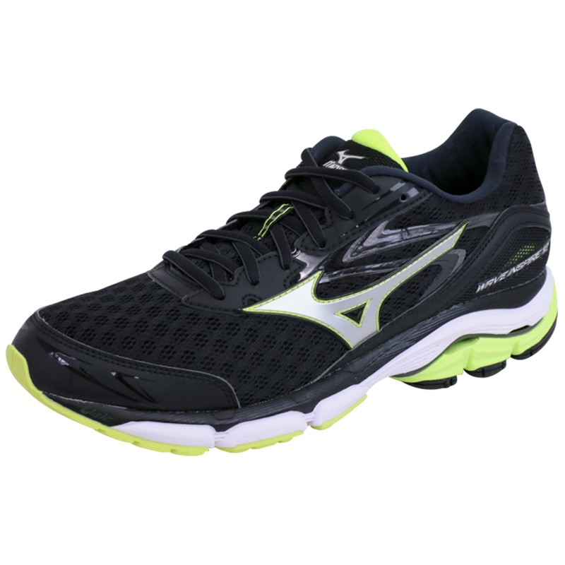 chaussures wave inspire 12 running homme mizuno chaussures de run. Black Bedroom Furniture Sets. Home Design Ideas