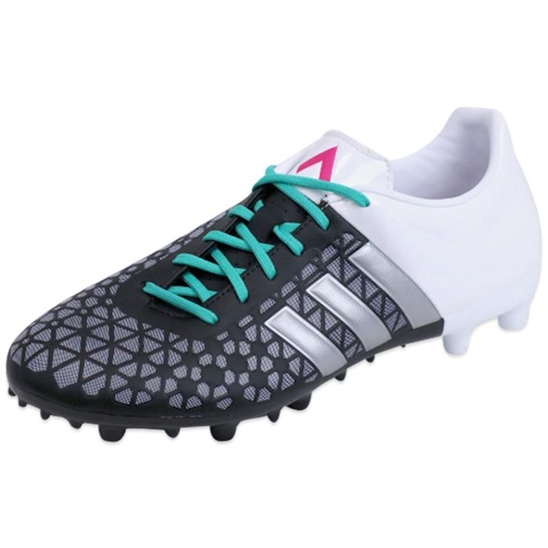 Adidas X 15.3 IN Homme Cuir Chaussures de football en Salle