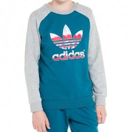 Pull Garçon Trefoil Adidas