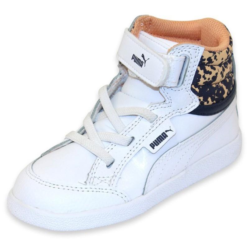 bdaf7e96d698a Strap Bébé Spec Ikaz Fille Baskets Bb Chaussures Puma dnBdAF ...