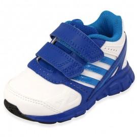 HYPERFAST CF I BLU - Chaussures Bébé Garçon Adidas
