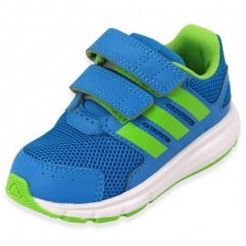 LK SPORT CF I BLU - Chaussures Bébé Garçons Adidas