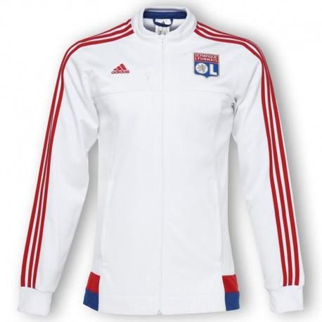 veste adidas anthem olympique lyonnais