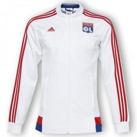Veste Olympique Lyonnais Football Homme Adidas