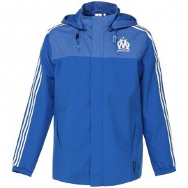Coupe-vent Olympique de Marseille Football Homme Adidas