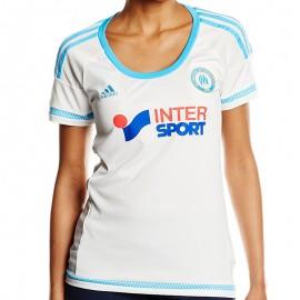 Maillot Olympique de Marseille Femme Football Adidas