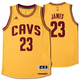 Maillot Cleveland Lebron James Homme Basketball Adidas
